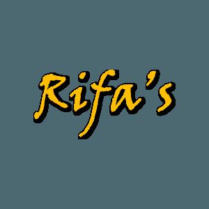 Rifa's Online Ordering